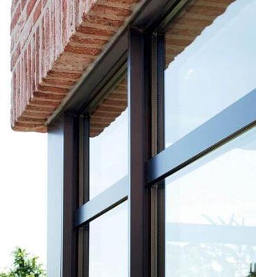 ალუმინის კარ - ფანჯარა